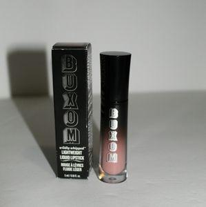 Buxom Lightweight Lipstick in White Russian